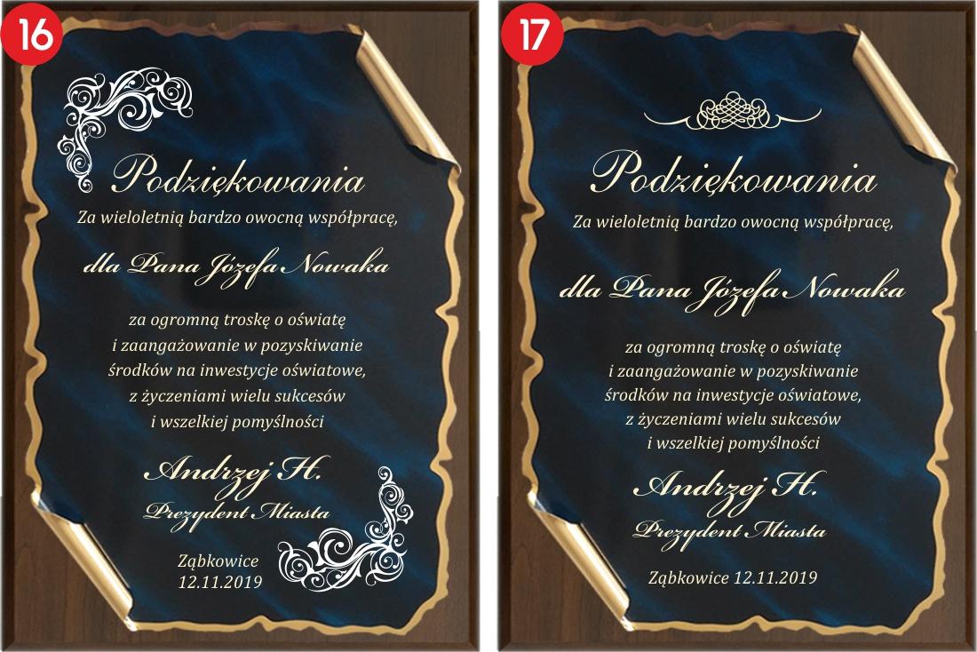 prezenty dla rodziców -grawr Łódź